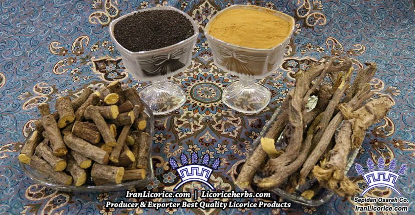 licorice herbs powder root granules herbs Licorice Extract Granules